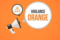 ALERTE VIGILANCE ORANGE