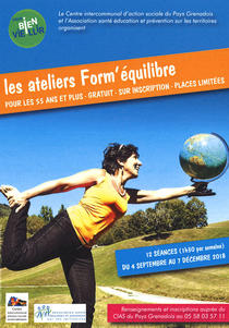 "Ateliers ""Form'Equilibre"""